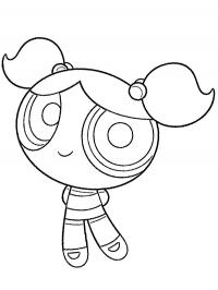 Bubbles (The Powerpuff girls)