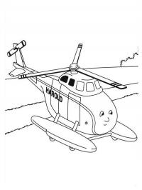 Helicopter harold