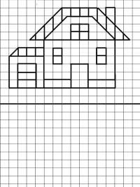 Draw house