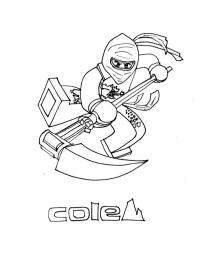 Lego Ninjago Color Pages Free Coloring Pages For You And Old