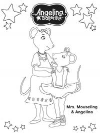 mouseling and angelina