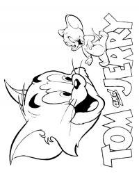 Tom And Jerry Color Pages Free Coloring Pages For You And Old