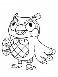 Animal Crossing Color Pages Free Coloring Pages For You And Old