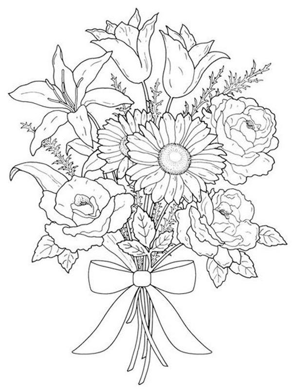 coloring page Booklet