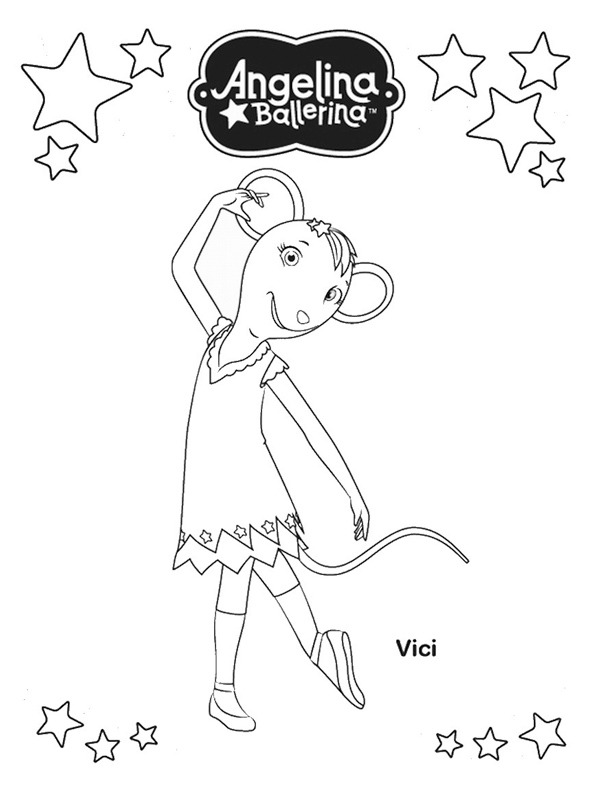 coloring page Vici